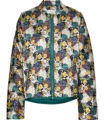 emilia jacket bomberjack multi/patroon lollys laundry