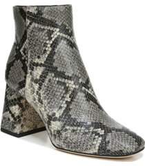 circus by sam edelman women's kate square-toe booties women's shoes