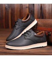 zapatillas oxford antideslizantes impermeables.