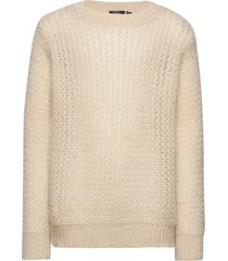 knit blouse pulllover vit petit by sofie schnoor
