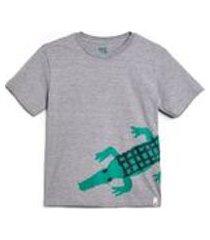 camiseta silk encantados mescla - 2