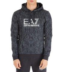 emporio armani ea7 mad-chester hoodie