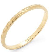 brook & york shay extra thin ring