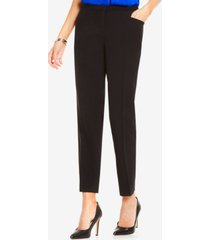 vince camuto milano ankle-length pants