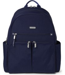 baggallini women's here and there laptop backpack