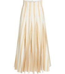 million pleats skirt