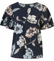 blus onlnova lux aop new s/s top