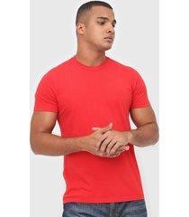 camiseta ellus logo vermelha