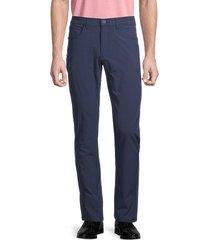 callaway men's five-pocket pants - deep navy - size 40 32