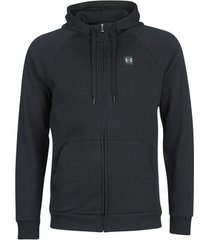 sweater under armour rival fleece fz hoodie