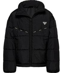 hmlvibrant jacket gevoerd jack zwart hummel