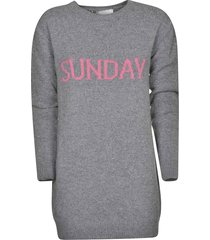 alberta ferretti sunday sweater