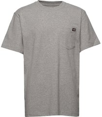 porterdale t-shirts short-sleeved grå dickies