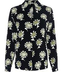 dames blouse met bloemen print - perfect blouse