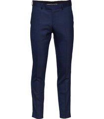 gordon kostuumbroek formele broek blauw tiger of sweden