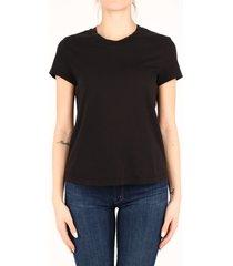 james perse cotton t-shirt black