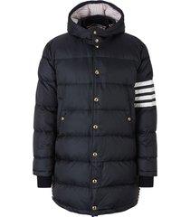 4 stripes padded coat