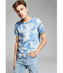 and now this men's tie-dyed t-shirt