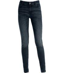 c.o.j smoke blue jeans emily