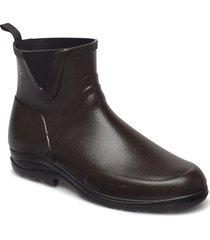 ai daintree brun regnstövlar skor brun aigle