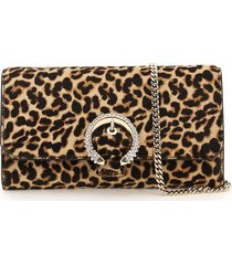 jimmy choo wallet with chain