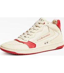 skórzane sneakersy model pesaro