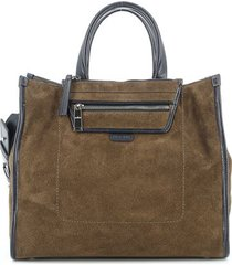 detachable shoulder strap shopper bag