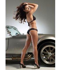danica patrick black bikini standing    2.5 x 3.5 fridge magnet