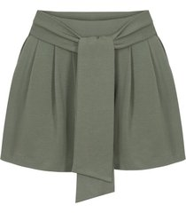 szorty basic khaki