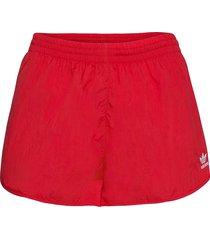 adicolor classics 3-stripes shorts w shorts flowy shorts/casual shorts röd adidas originals