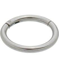piercing de furo piuka argola p niah 8mm em aço cirurgico