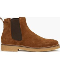 vagabond gary chelsea boots cognac