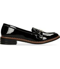 zapatos casuales de vestir negro bata vientian r mujer