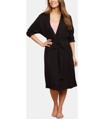 bump in the night maternity nursing belted robe