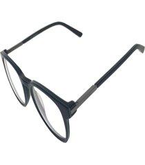 óculos de grau khatto round mariana preto