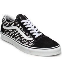 ua old skool låga sneakers vans