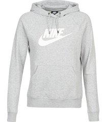 sweater nike w nsw essntl hoodie po hbr