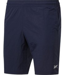pantaloneta reebok training essentials utility hombre