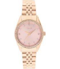orologio donna stroili watches acciaio amalfi quadrante oro rosa per donna
