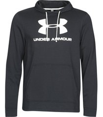 sweater under armour sportstyle terry logo hoodie