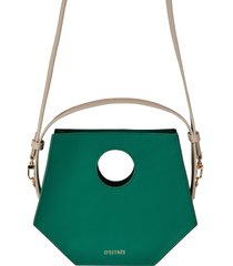 d'estree mini joan leather crossbody bag -