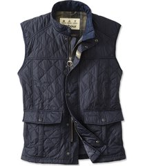 barbour explorer gilet / barbour explorer gilet, navy, x large