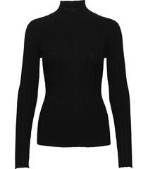 linnea knit top turtleneck coltrui zwart filippa k
