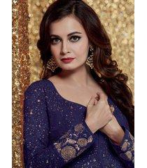 anarkali bridal salwar kameez wedding handmade designer ethnic party salwar suit