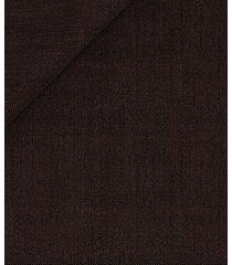 giacca da uomo su misura, vitale barberis canonico, lana mohair marrone, primavera estate | lanieri