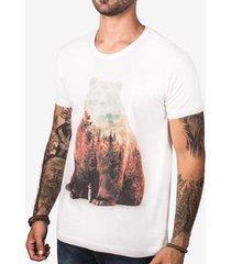 camiseta hermoso compadre bear masculina
