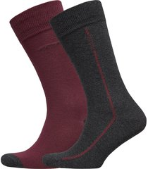 2p rs logo stripe cc underwear socks regular socks röd boss