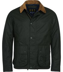 barbour allund waxed cotton jacket / barbour allund waxed cotton jacket, xx large