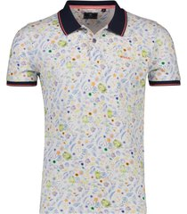 poloshirt bloemenprint new zealand pakowhai