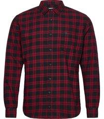 area shirt skjorta casual röd makia